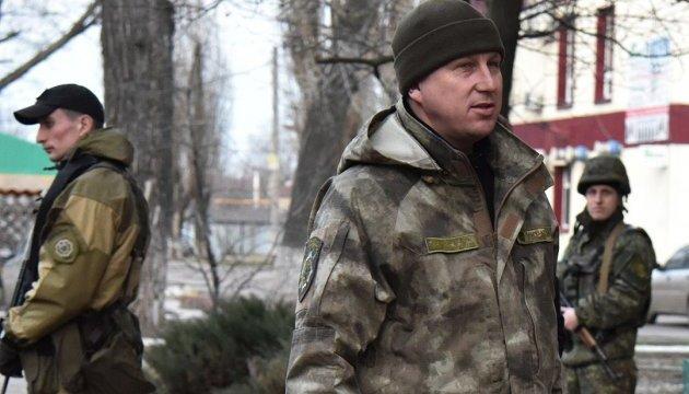 Аброськин: Некомплект личного состава полиции Донетчины составляет 24%
