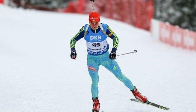 Біатлоніст Сергій Семенов - кращий спортсмен березня в Україні