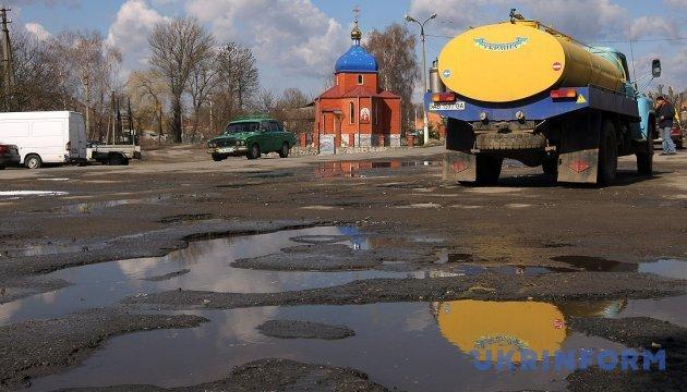 Уряд додасть у бюджет новий розділ - на ремонт доріг