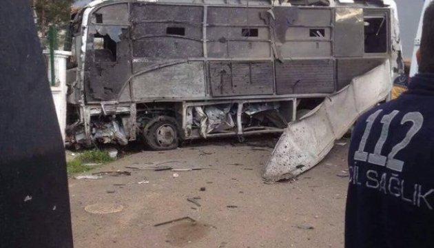 У Туреччині знову вибухнуло заміноване авто – шестеро загиблих, 23 поранених