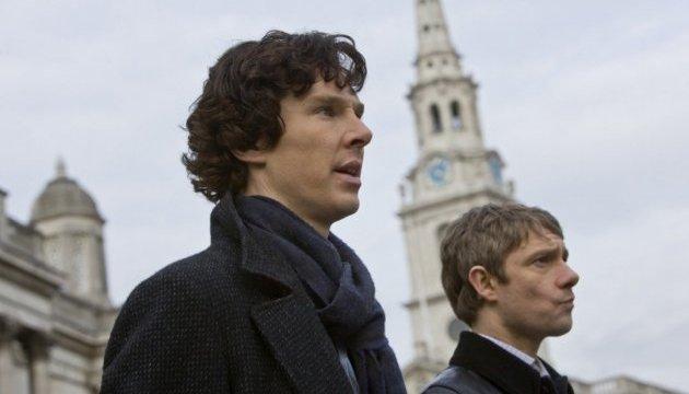 ВВС розслідує крадіжку епізоду «Шерлока»