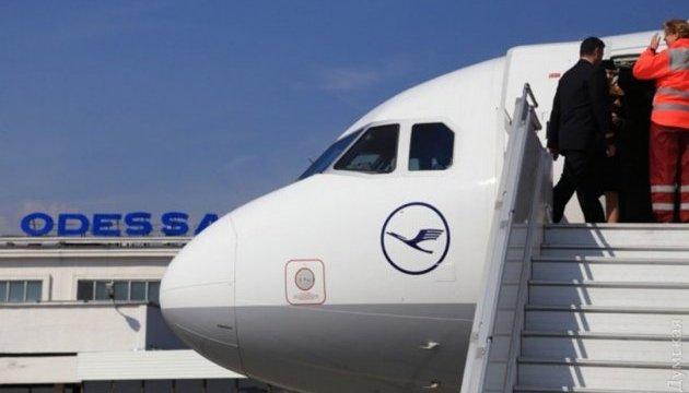 Lufthansa відновила польоти з Мюнхена до Одеси