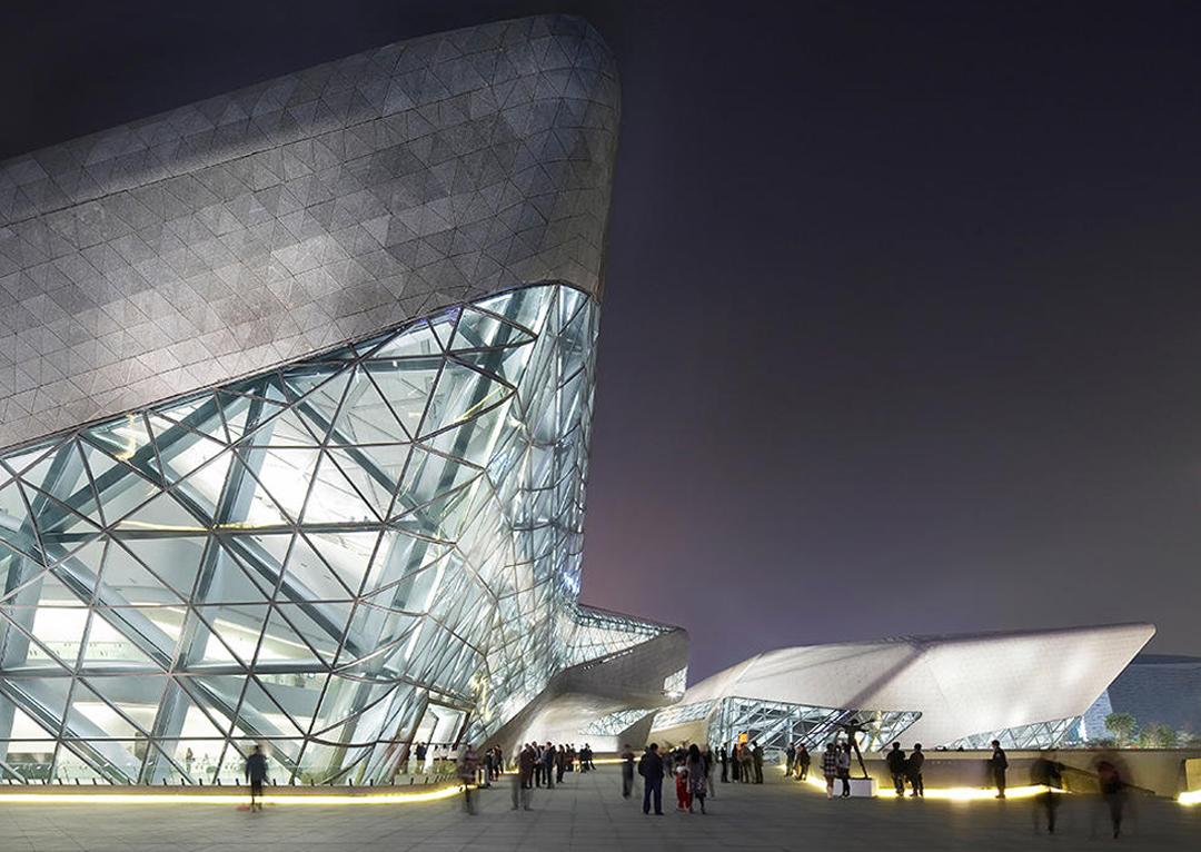 Опера У Гуанчжоу, 2010 рік Фото: VIEW / Alamy / Vida Press