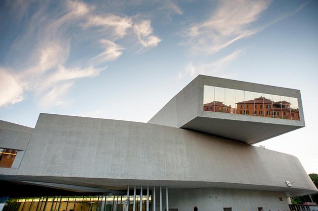Національний музей мистецтв XXI століття в Римі, 2010 рік Фото: INSIDEFOTO SRL / Action Press / Press Vida