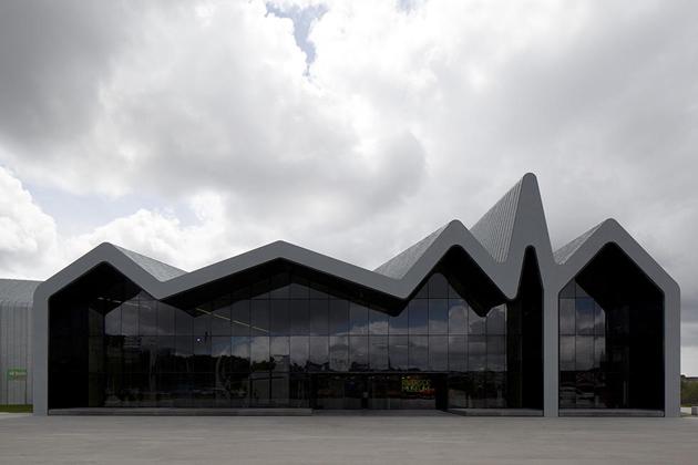 Музей транспорту в Глазго, 2011 рік Фото: VIEW / REX / Vida Press