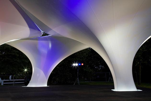 Тимчасовий павільйон Lilas галереї «Серпентайн», 2007 рік Фото: VIEW / Alamy / Vida Press