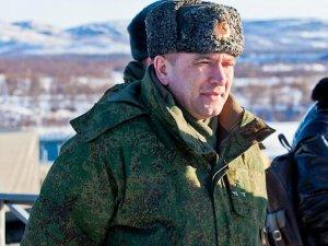 Генерал-майор ЗС РФ О.Цеков