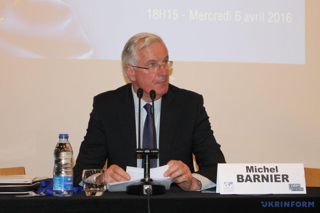 Мішель Барньє