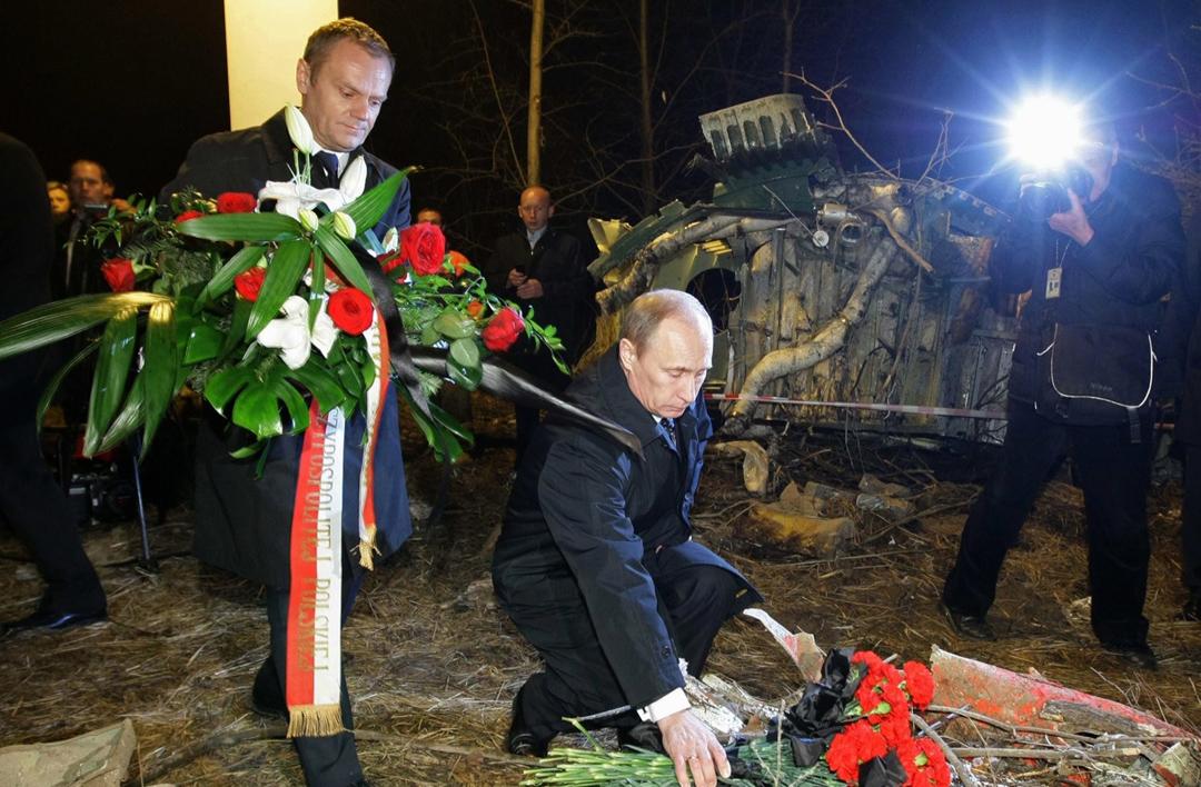 Дональд Туск и Владимир Путин / Фото: www.polskatimes.pl