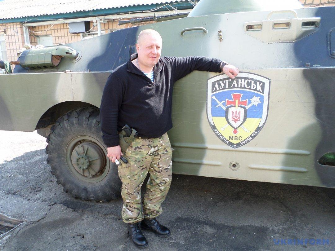 Полковник Губанов