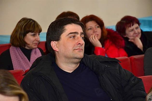 Владимир Рыбак. Фото: sockraina.com