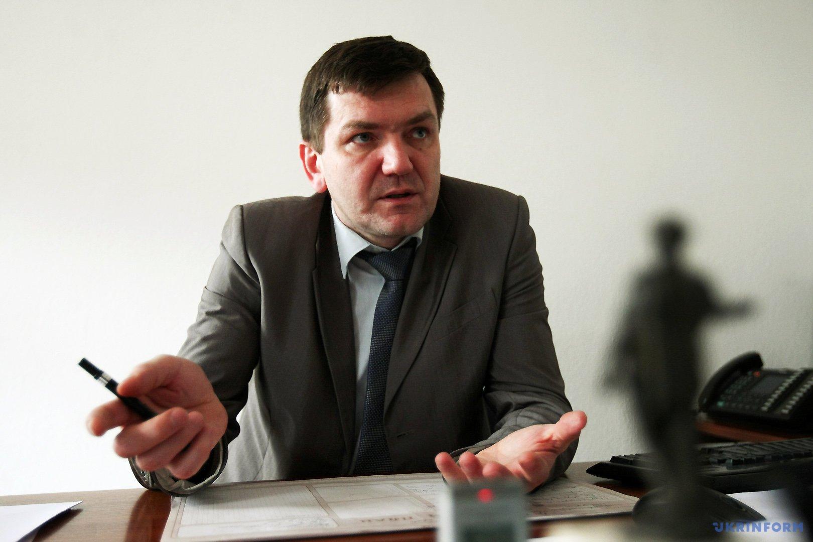Керівник Департаменту спецрозслідувань Генпрокуратури Сергій Горбатюк