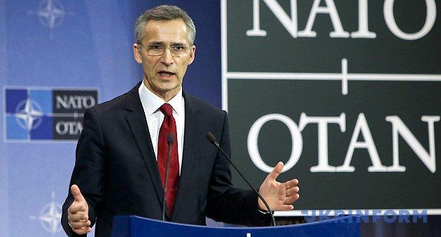 Йенс Столтенберг - генеральний секретар НАТО