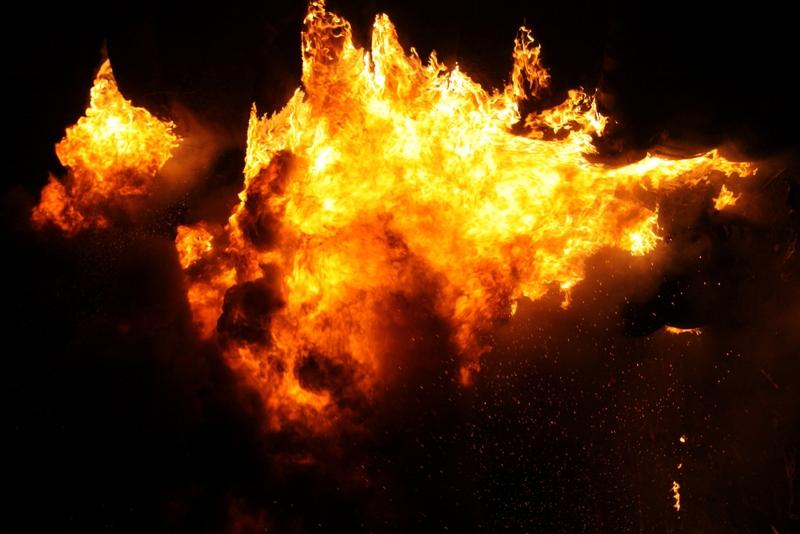 Очистна стихія вогню