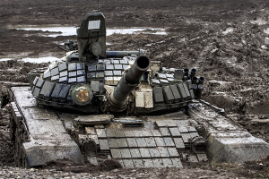 ОБСЕ обнаружила на оккупированном Донбассе почти 200 танков и САУ вне мест хранения