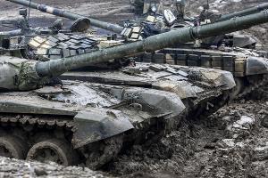 ОБСЕ обнаружила 61 танк и 20 гаубиц вне мест хранения в ОРДЛО