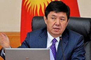 Ловлять на живця: у Киргизстані за пів року затримали вже третього експрем'єра