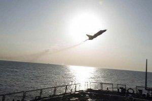 Винищувачі НАТО шість разів перехоплювали військові літаки РФ над Балтикою
