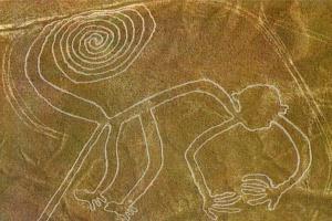 Японские ученые нашли почти полторы сотни новых знаков на плато Наска