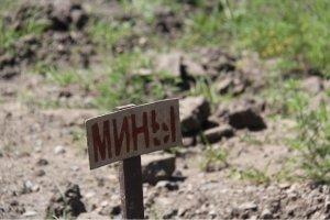 Місія ОБСЄ на окупованій території виявила мінне поле біля Петрівського