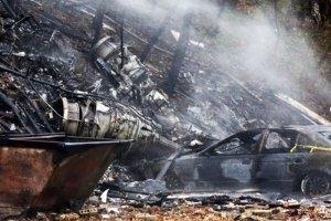 В Штатах разбился самолет, четыре человека погибли