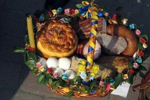 Великодній кошик: найдешевший на Тернопільщині, найдорожчий - у Києві