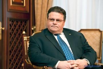 Titular lituano de Exteriores: Esperamos que el rumbo de Ucrania no cambie