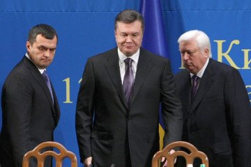 Ukrainian Justice Minister: Yanukovych regime officials stole about $40 bn over three years