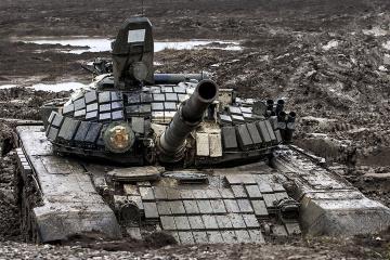 Танки та артилерія: ОБСЄ виявила невідведену російську техніку на Донбасі