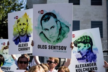 Global action in support of Sentsov to take place on June 1-2