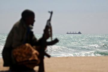 Des pirates nigérians ont capturé un navire avec un Ukrainien à son bord