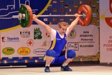 La ucraniana Dekha gana el oro del Campeonato Europeo de Halterofilia de 2021