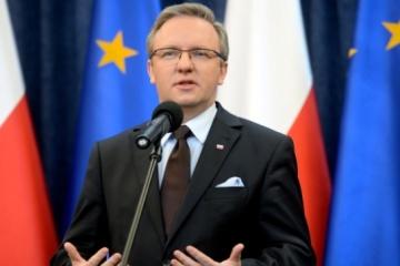 Polska jest zainteresowana silną Ukrainą - gabinet Prezydenta RP