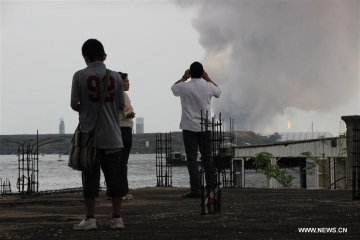 Взрыв безнзопровода в Мексике: погибли уже 85 человек