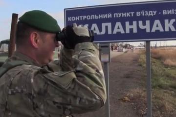Chemieunfall: Ärzte untersuchen Einreisende aus der Krim