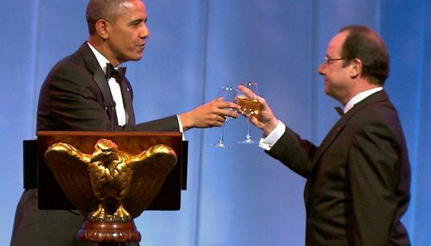 Олланд і Обама домовились, як далі винищувати ІДІЛ