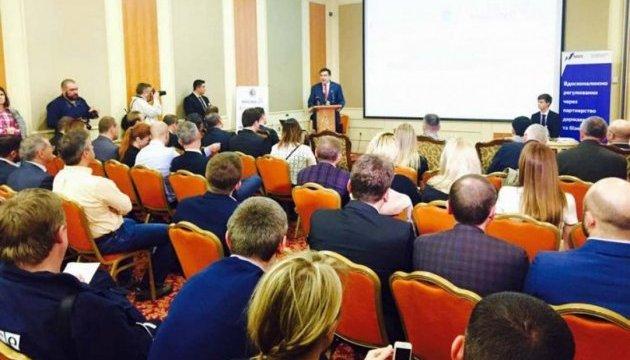 Саакашвілі: Одеса стала локомотивом економіки України