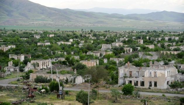 Президент Азербайджану повідомив про жертви в районі Нагірного Карабаху