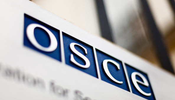 OSCE drone downed by terrorists outside Horlivka