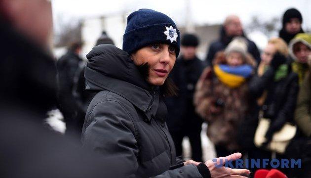Бурштинові війни: Деканоїдзе просить зібрати Радбез
