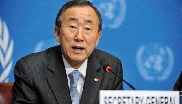 Генсек ООН закликає негайно припинити зіткнення в Карабасі
