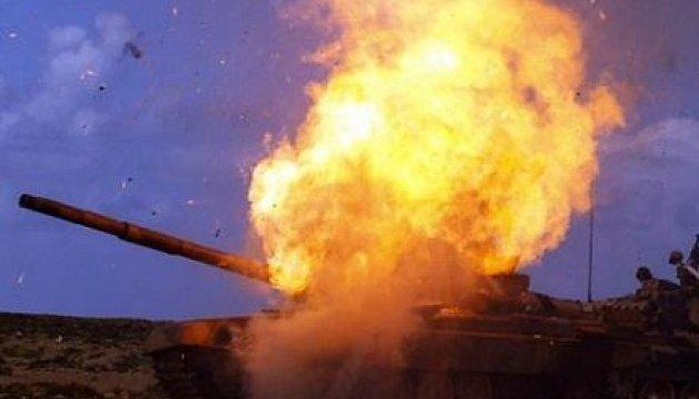 Військові РФ на Донбасі палять танки через відмову відпустити їх додому