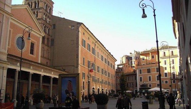 Центр Рима перекритий через вибух у кафе