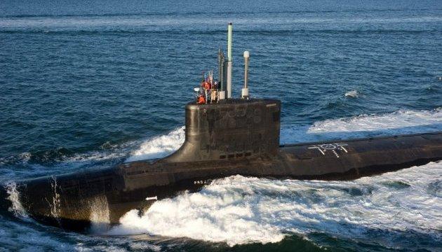 Американські підводні човни почнуть запускати безпілотники