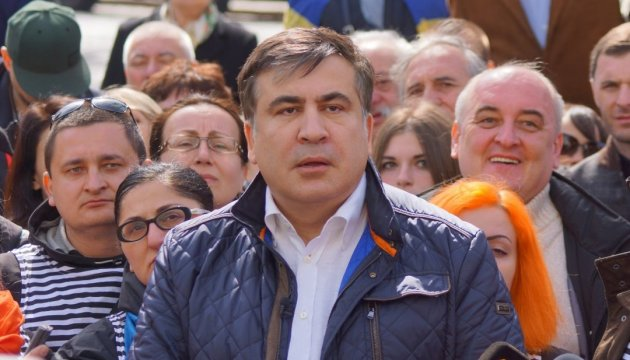Ворожі сили в Одесі завтра спробують розхитати ситуацію в країні - Саакашвілі