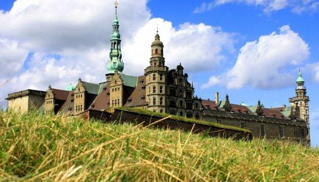 Данія запрошує на нічліг у замок Гамлета