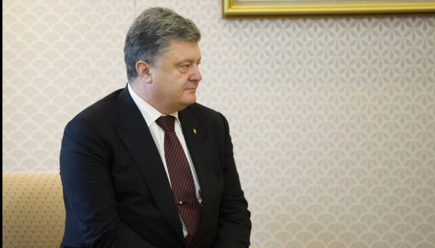 Poroshenko plans to travel to UK - Yeliseyev