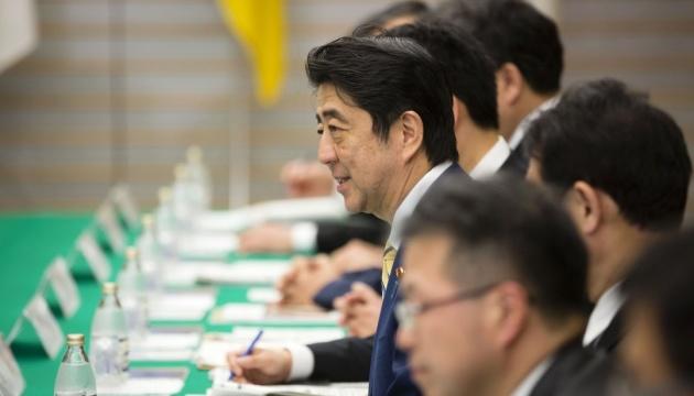Прем'єр Японії сформував новий уряд