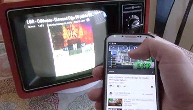Американець підключив телевізор 1978 року до інтернету