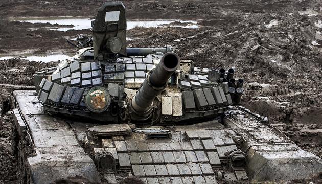 ОБСЄ виявила на окупованому Донбасі майже 200 танків та САУ поза місцями зберігання